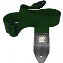 Ernie Ball PolyPro Strap Forest Green